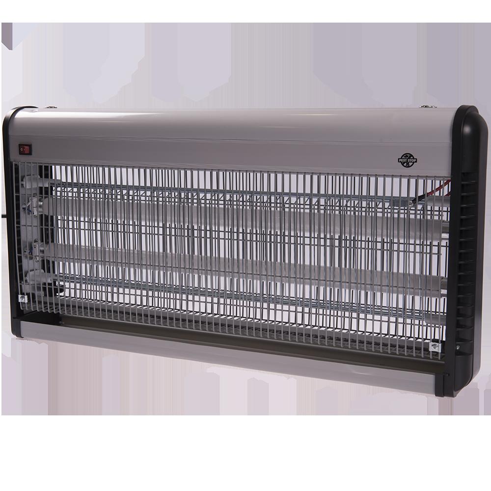 Distrugator de insecte cu UV, 2 x 20 W, 150 Mp