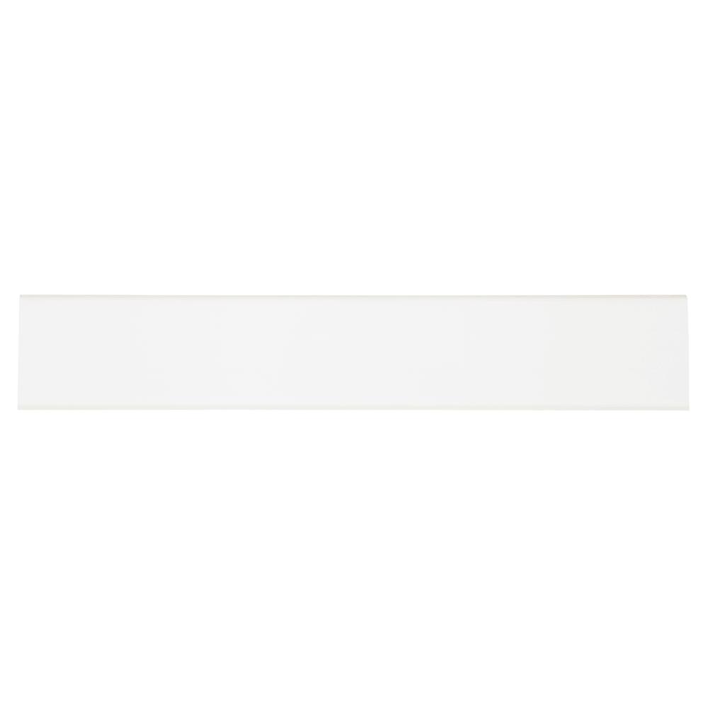 Plinta parchet, cu canal cablu, PVC, alb lucios, INDO 70, 2500 mm imagine MatHaus