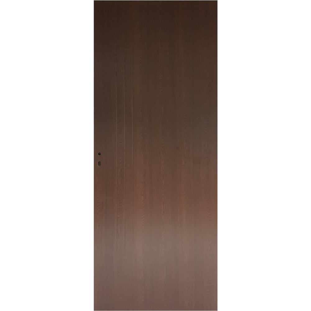 Usa plina interior, Pamate M050, stejar auriu, 203 x 60 x 3,5 cm + toc reglabil, reversibila