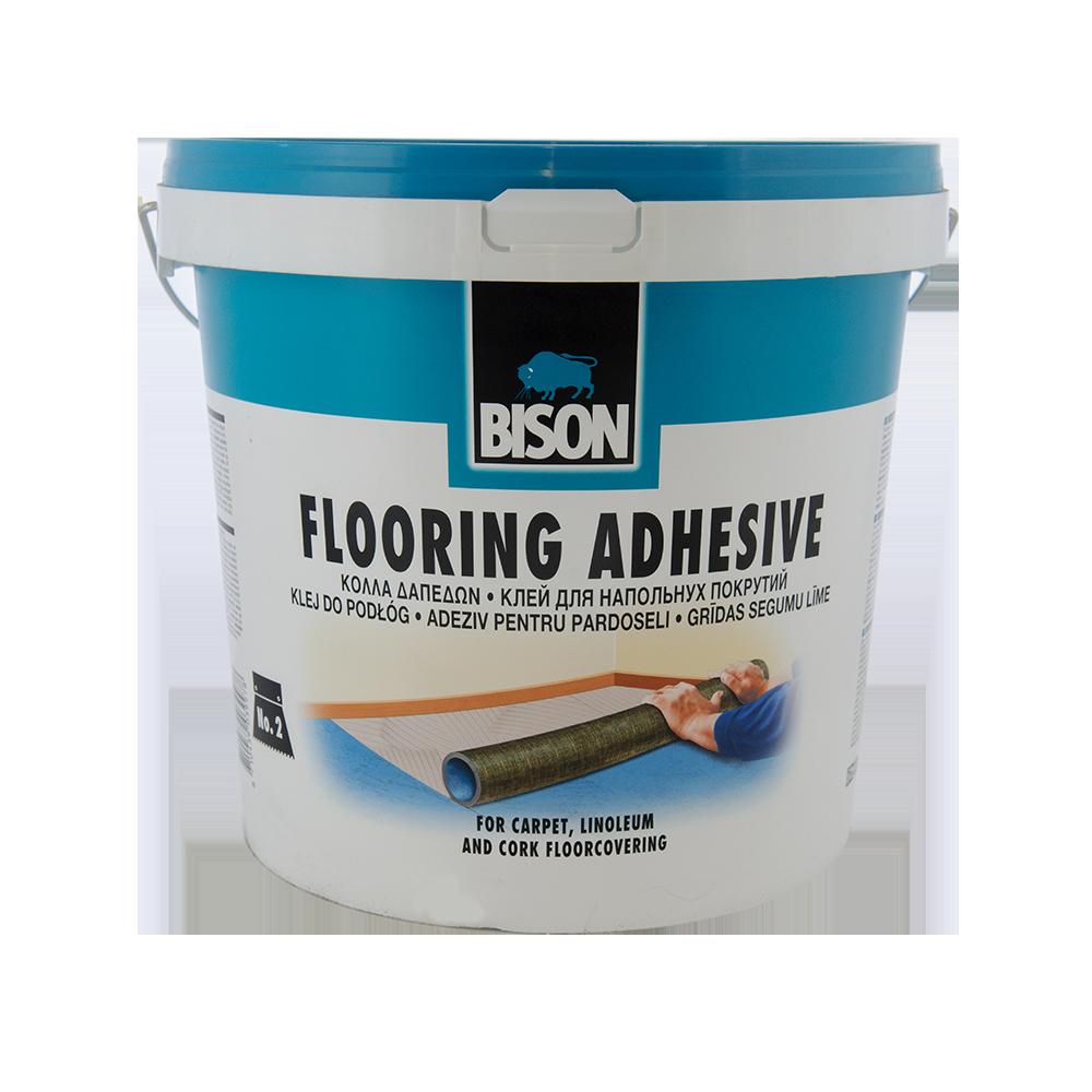 Adeziv pentru mocheta si linoleum Bison Flooring, 12 kg