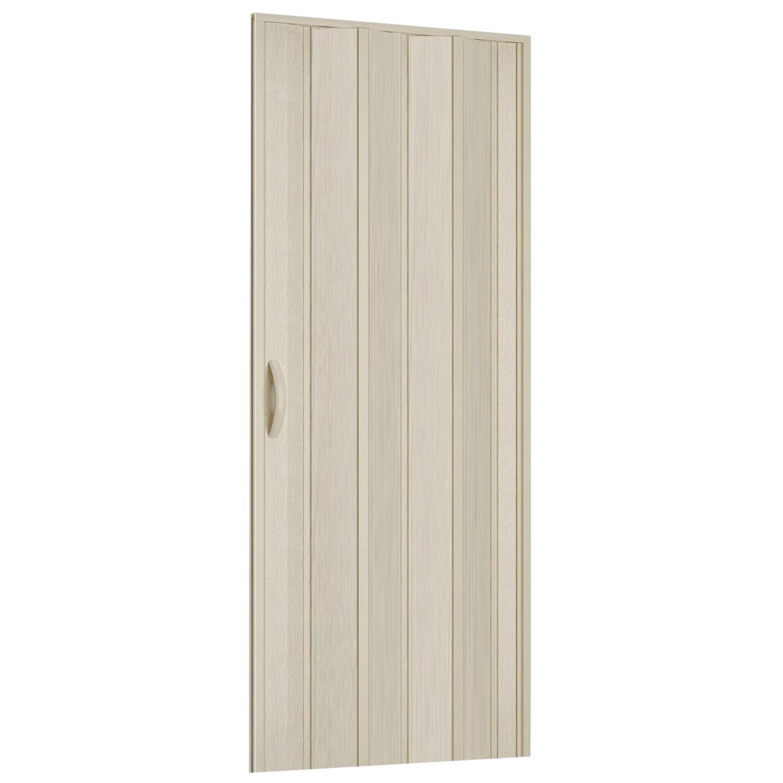 Usa plianta Mix, alb, 85 x 203 cm
