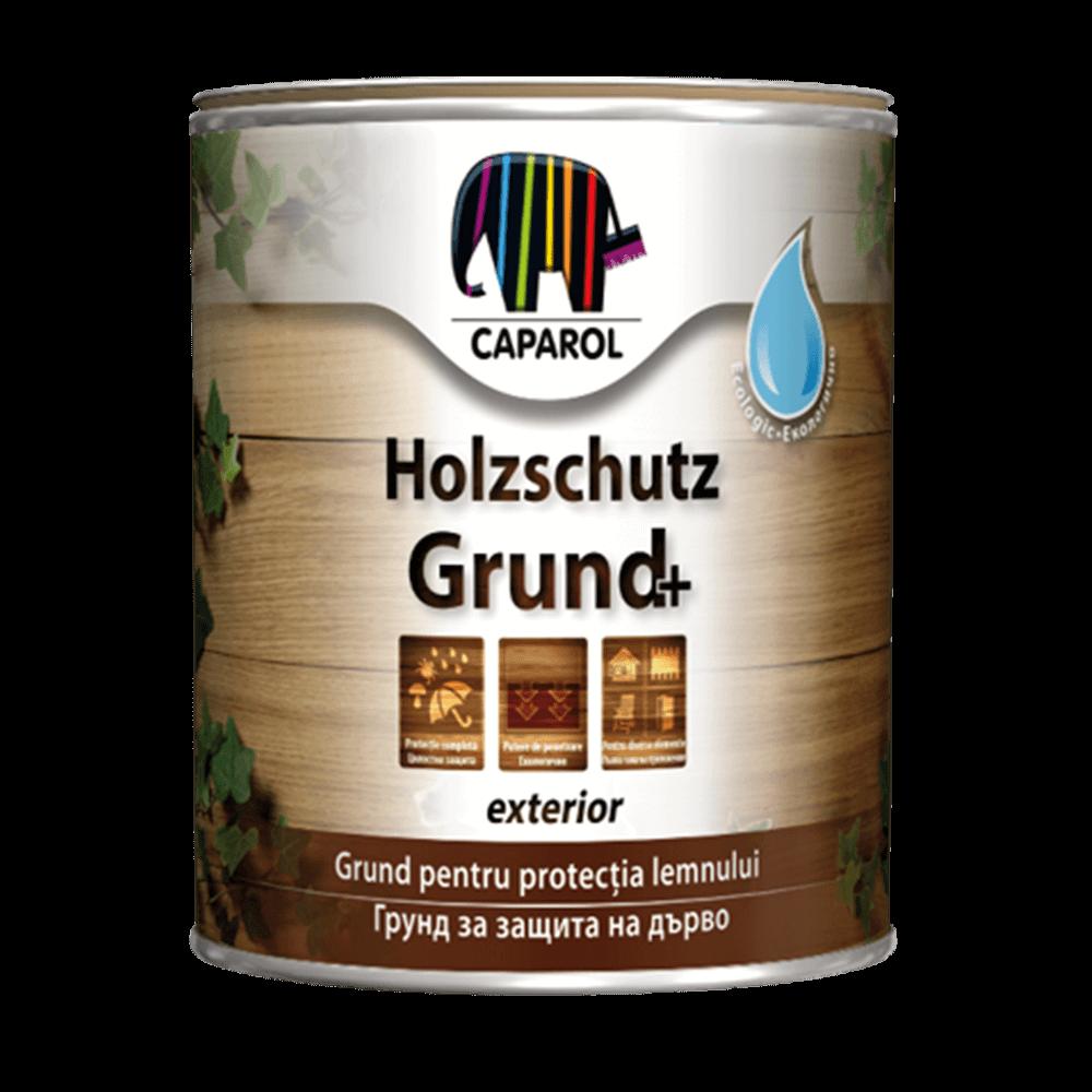 Grund Caparol HolzschutzGrund, incolor, 2,5 l