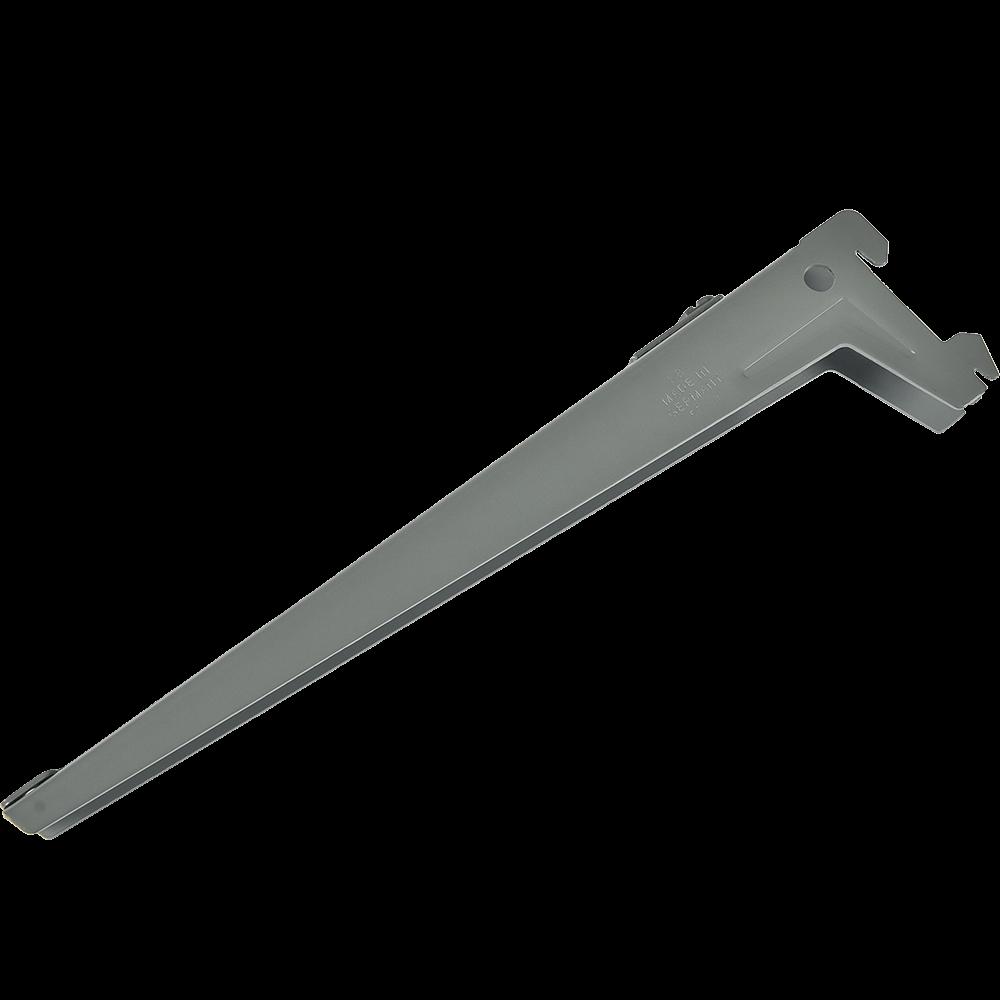 Suport vinclu, metal, gri, L: 280 mm imagine MatHaus.ro