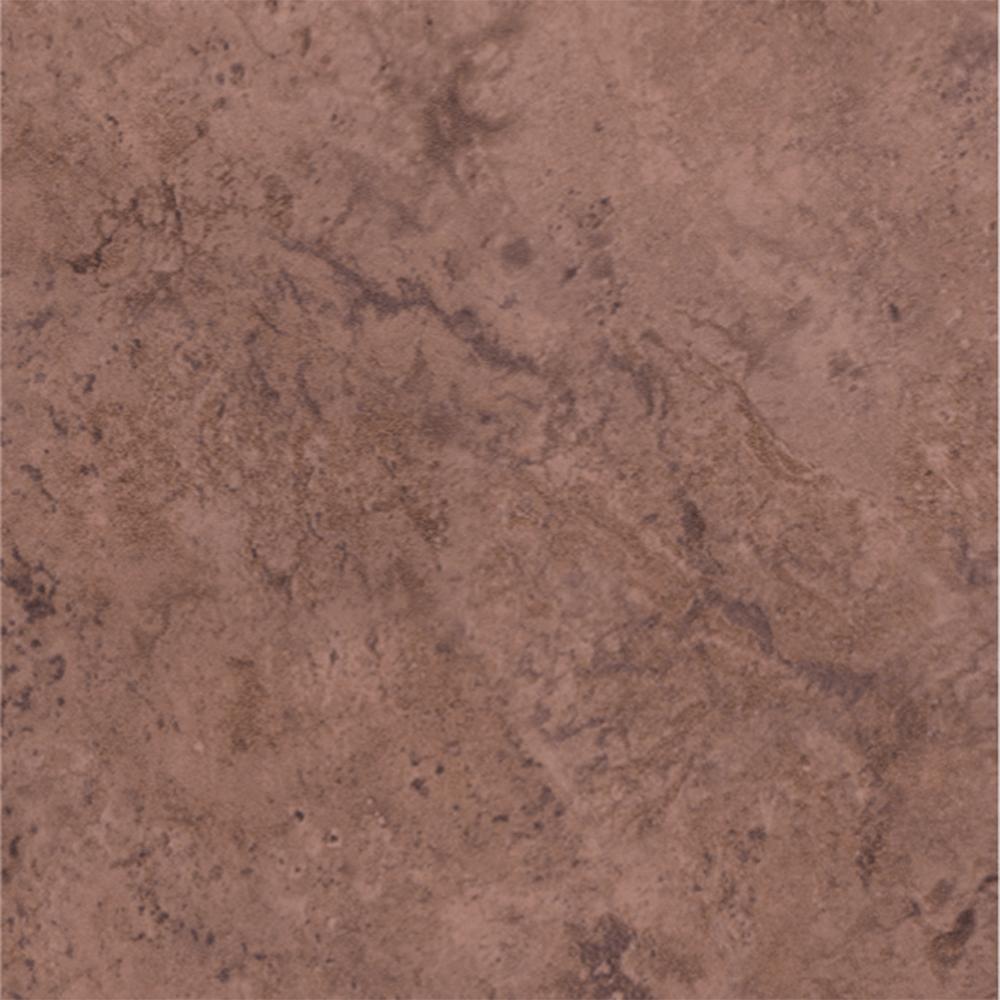 Gresie interior Kai Ceramics Savina, maro-portocaliu, aspect de marmura, finisaj mat, 33,3 x 33,3 cm imagine MatHaus.ro