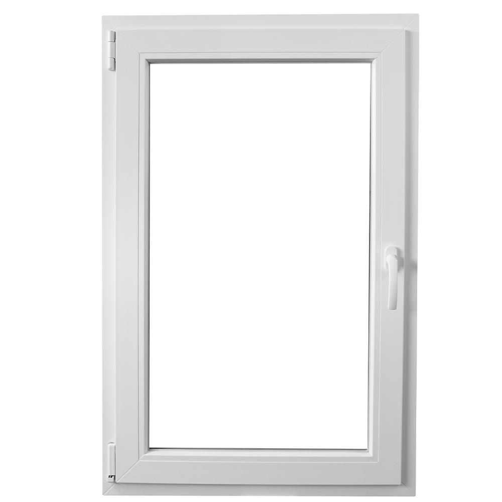 Fereastra PVC, 5 camere, alb, 86 x 116 cm imagine MatHaus.ro