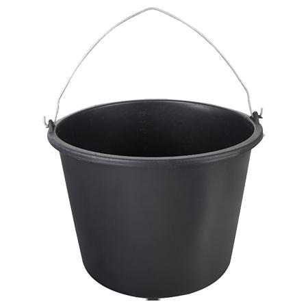 Galeata pentru mortar Evotools, negru, 16L