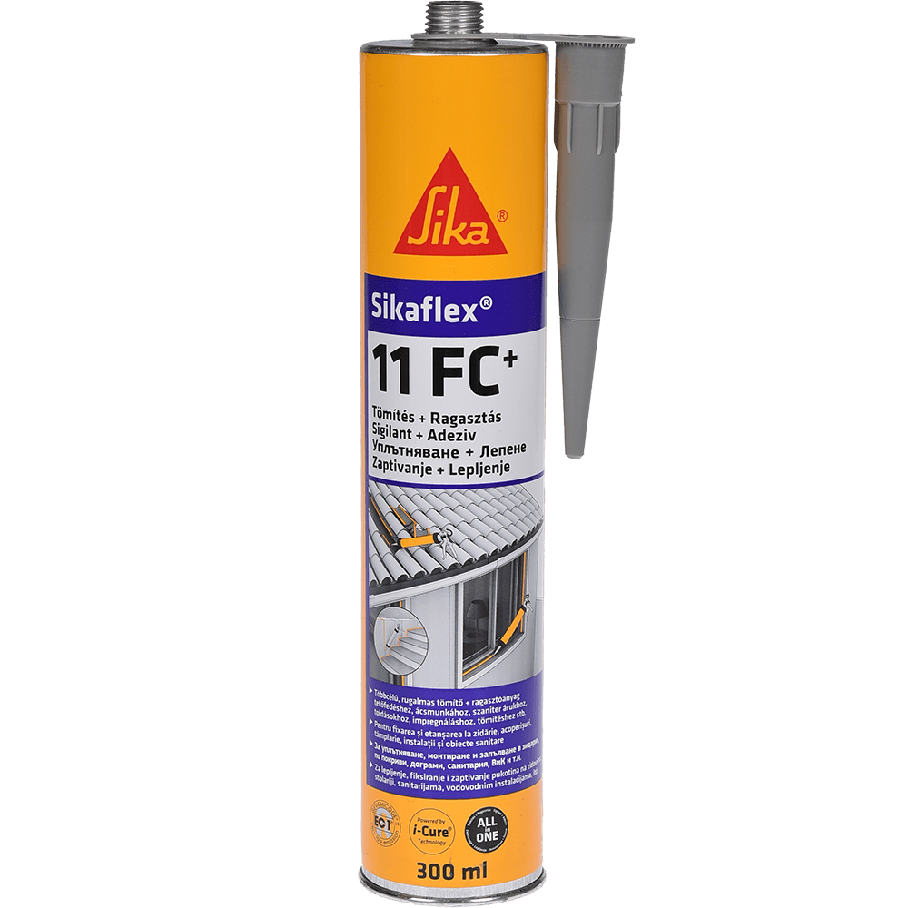 Adeziv sigilant elastic monocomponent Sikaflex®-11 FC, gri beton, 300 ml mathaus 2021