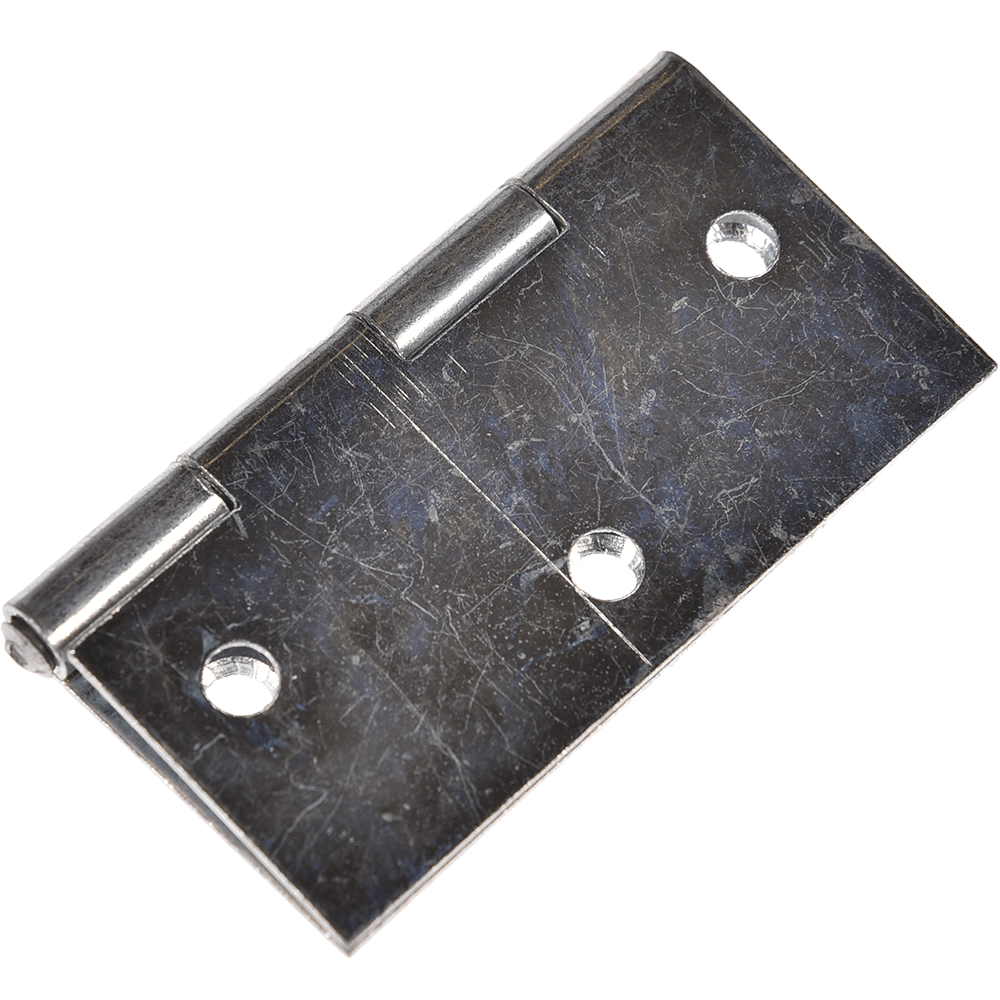 Balama aripi plane, otel zincat, 75 x 75 mm, 2 BUC