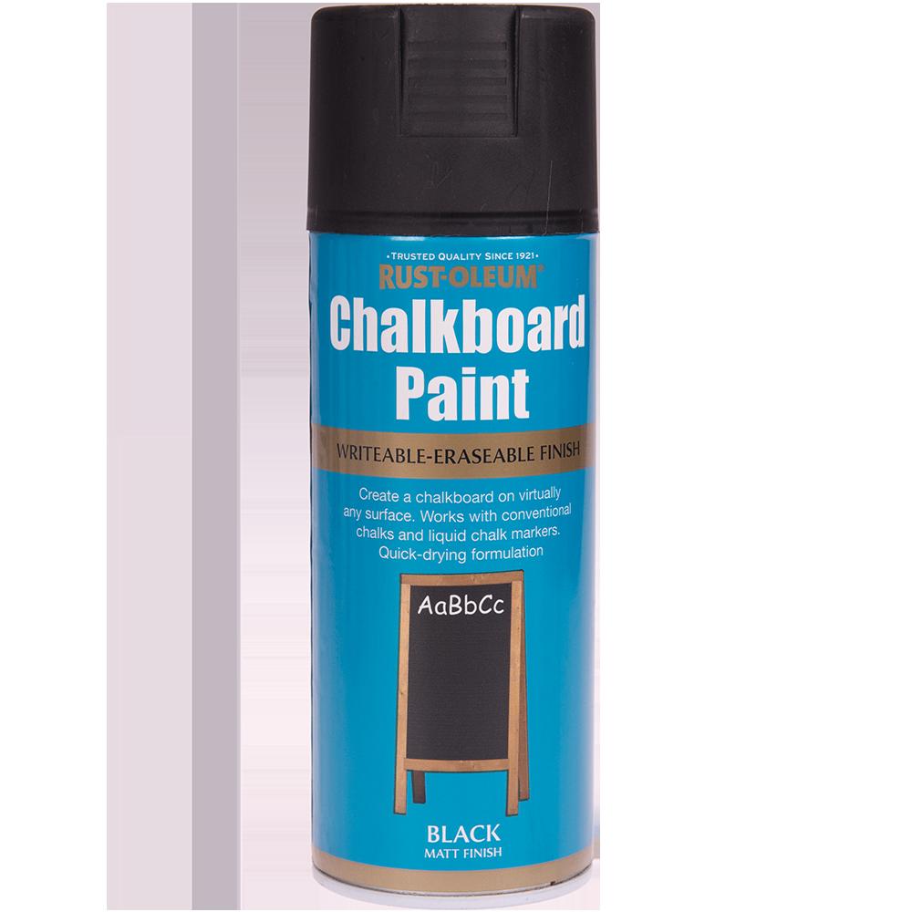 Spray Tabla de scris Chalkboard negru 400 ml imagine 2021 mathaus