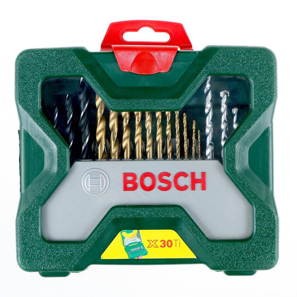 Set 30 accesorii, Bosch X-Line imagine MatHaus.ro