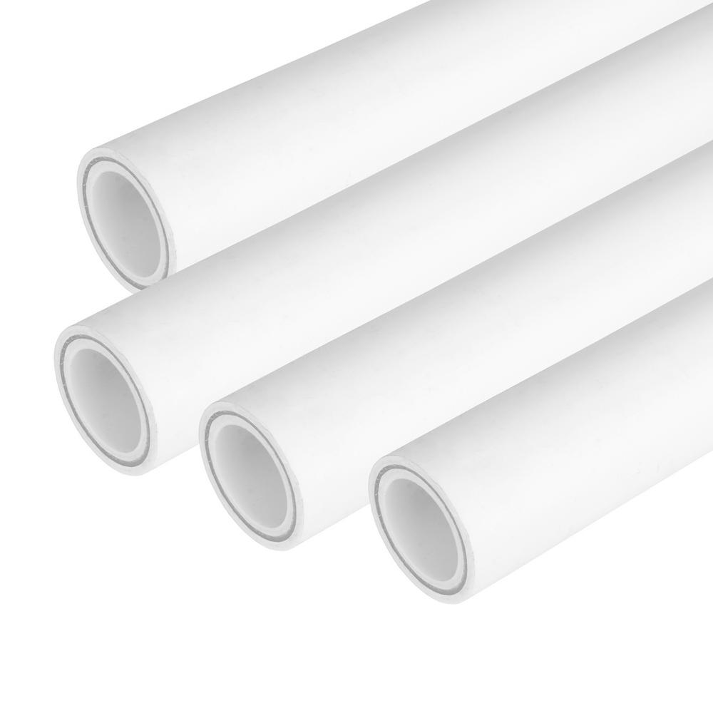 Teava Supratherm, PP-R/AL interior, alb, 20 x 3.4 mm