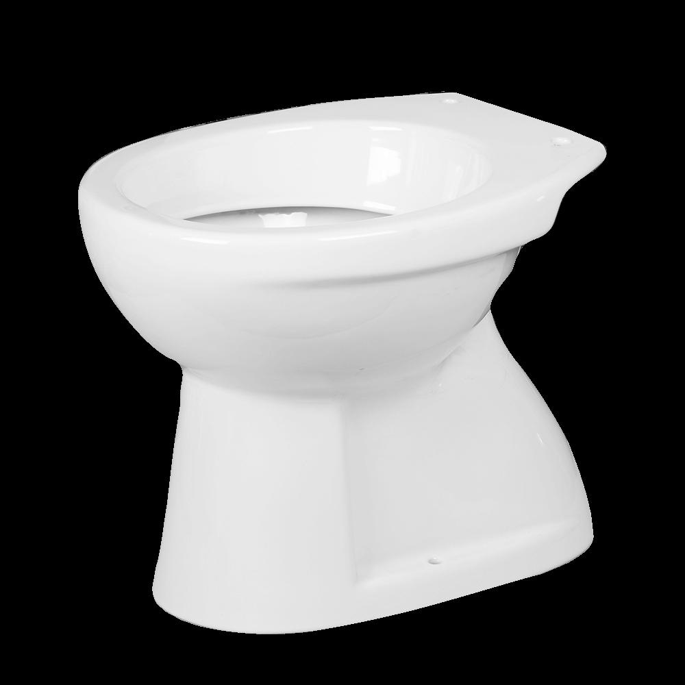 Vas WC cu evacuare verticala Erika, portelan, alb imagine MatHaus.ro