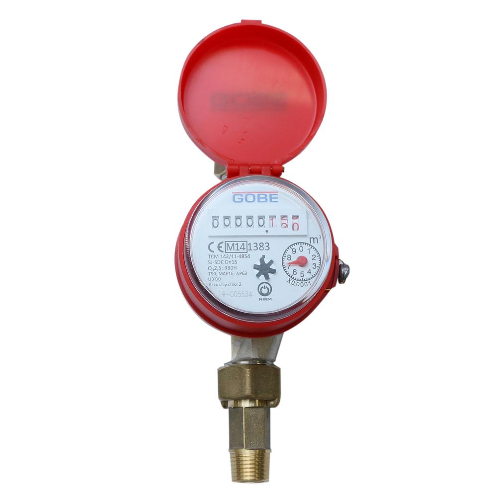 Contor apa calda Int Gobe 1/2 + semiolandez mathaus 2021