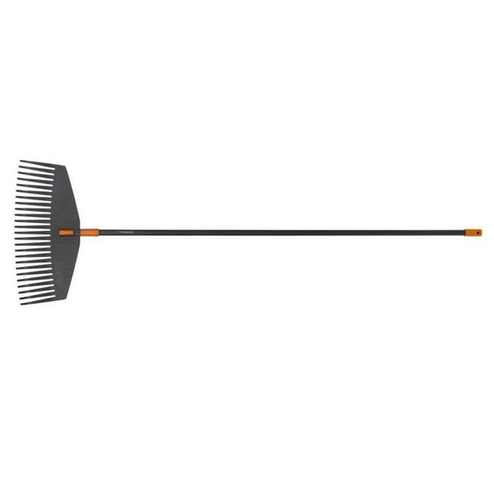 Grebla frunze Fiskars Solid, M, 1750 mm, aluminiu, negru, portocaliu mathaus 2021