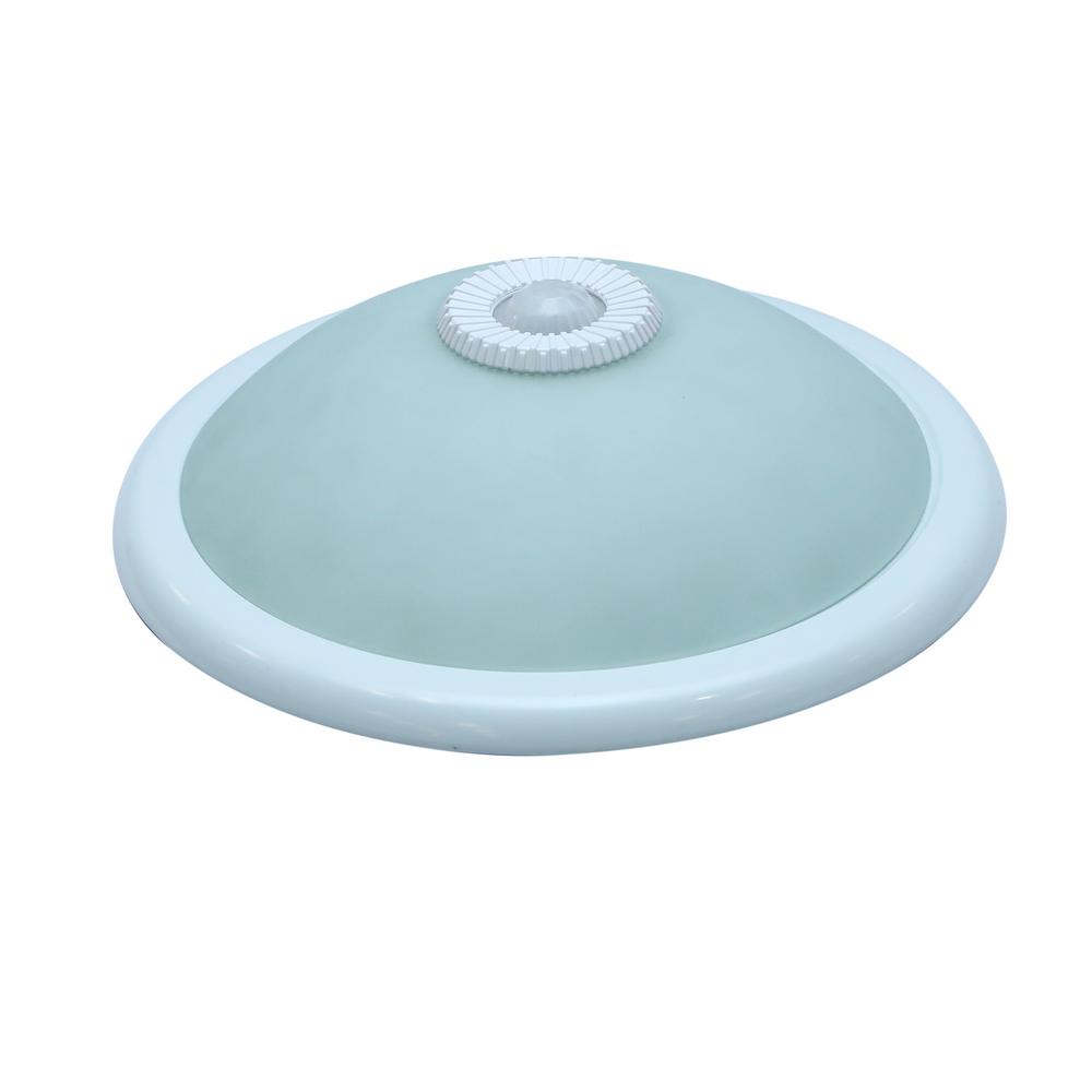 Plafoniera cu senzor 360º Comtec MF0011-17705,2 x E27, 40W,   30 cm