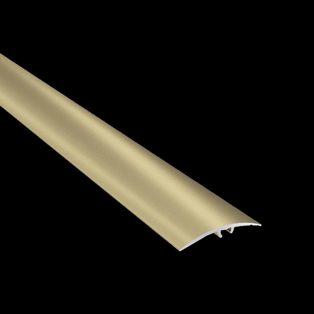 Profil de trecere cu diferenta de nivel, SM2, gold, 186 cm imagine 2021 mathaus