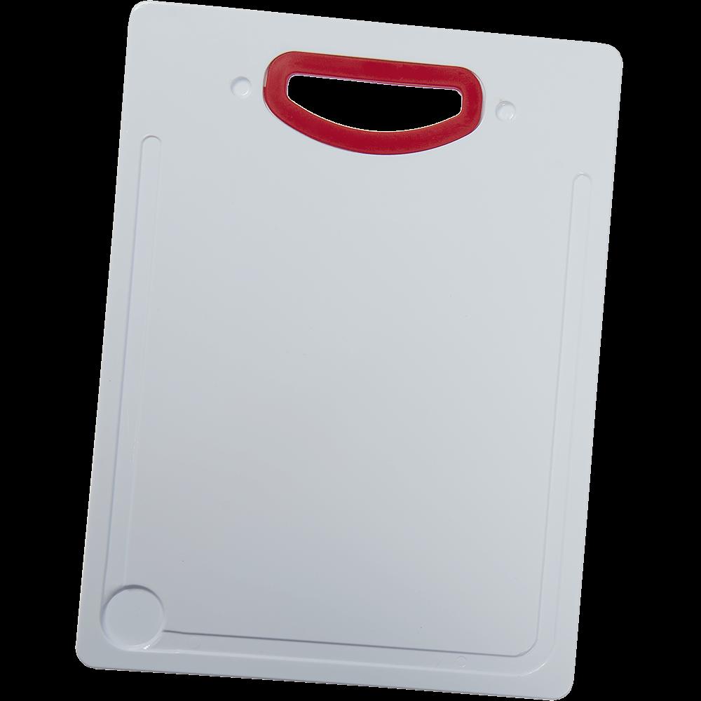 Tocator mijlociu, plastic, alb, 31,6 x 23,5 x 2 cm imagine 2021 mathaus