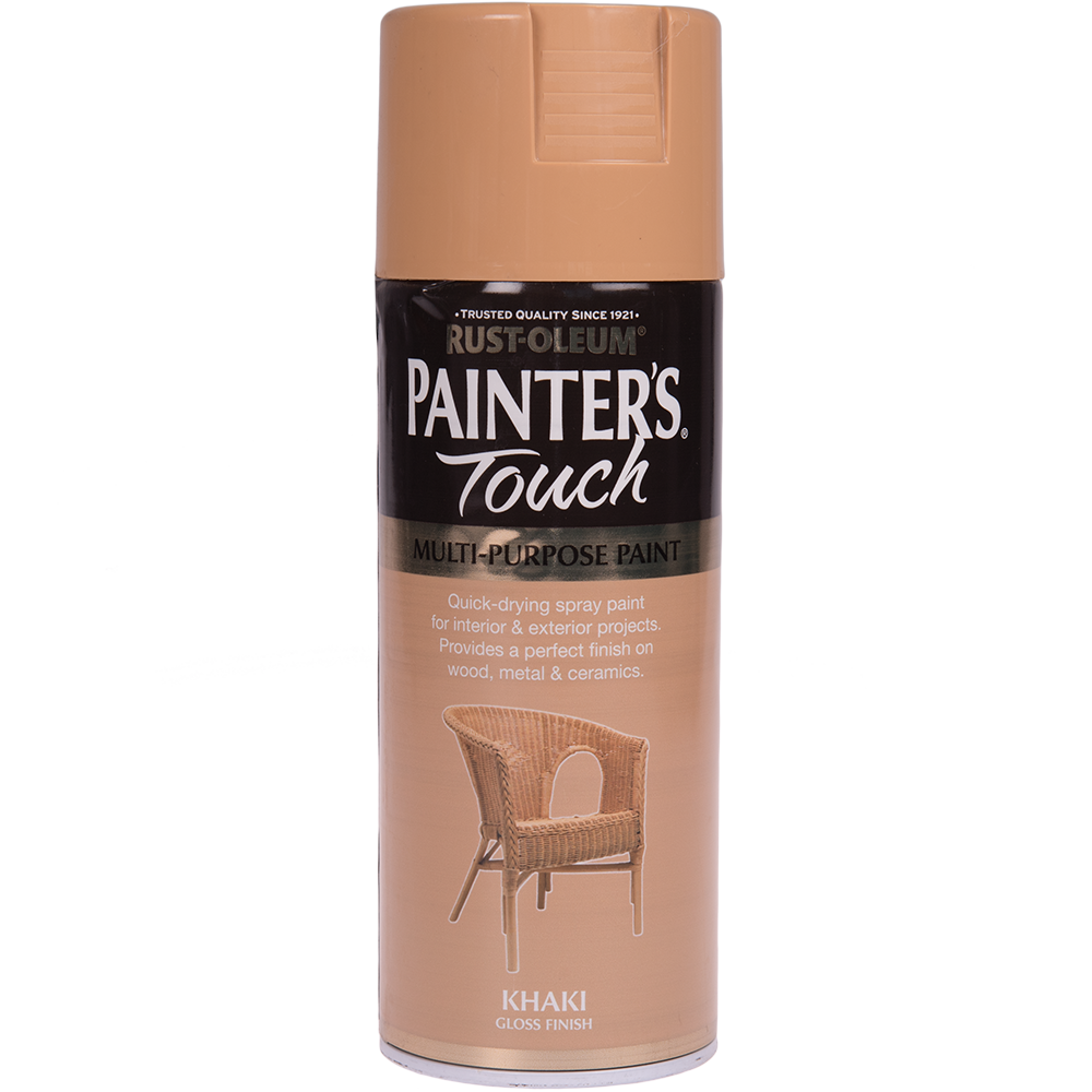 Spray Rust-Oleum Painter`s Touchs, lucios, khaki, 400 ml mathaus 2021