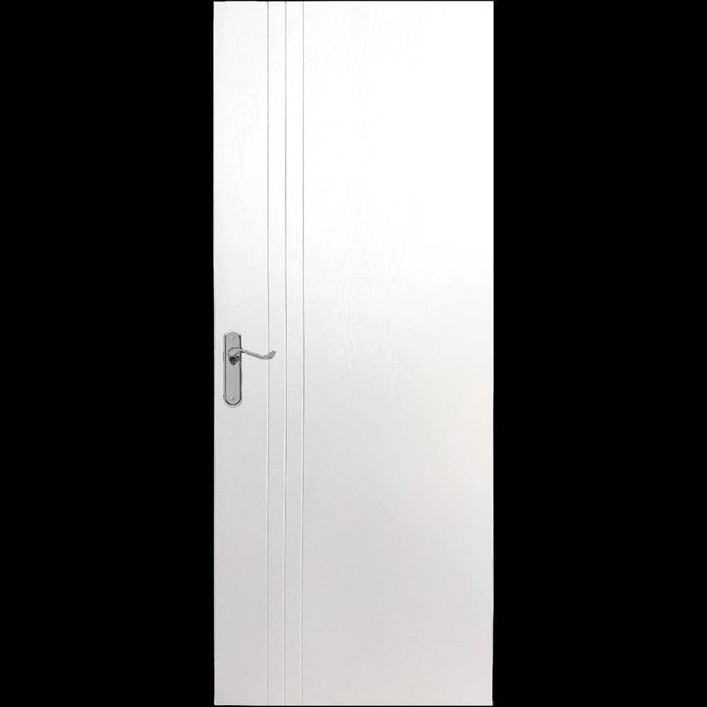 Usa interior plina M050, alb, 200 x 80 cm + toc 10 cm imagine MatHaus.ro