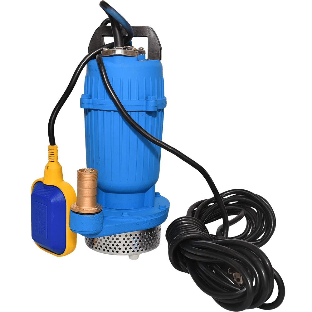 Pompa submersibila Gospodarul Profesionist QDX-20-F, 550 W, 3.000 l/h, 6 kg imagine MatHaus.ro