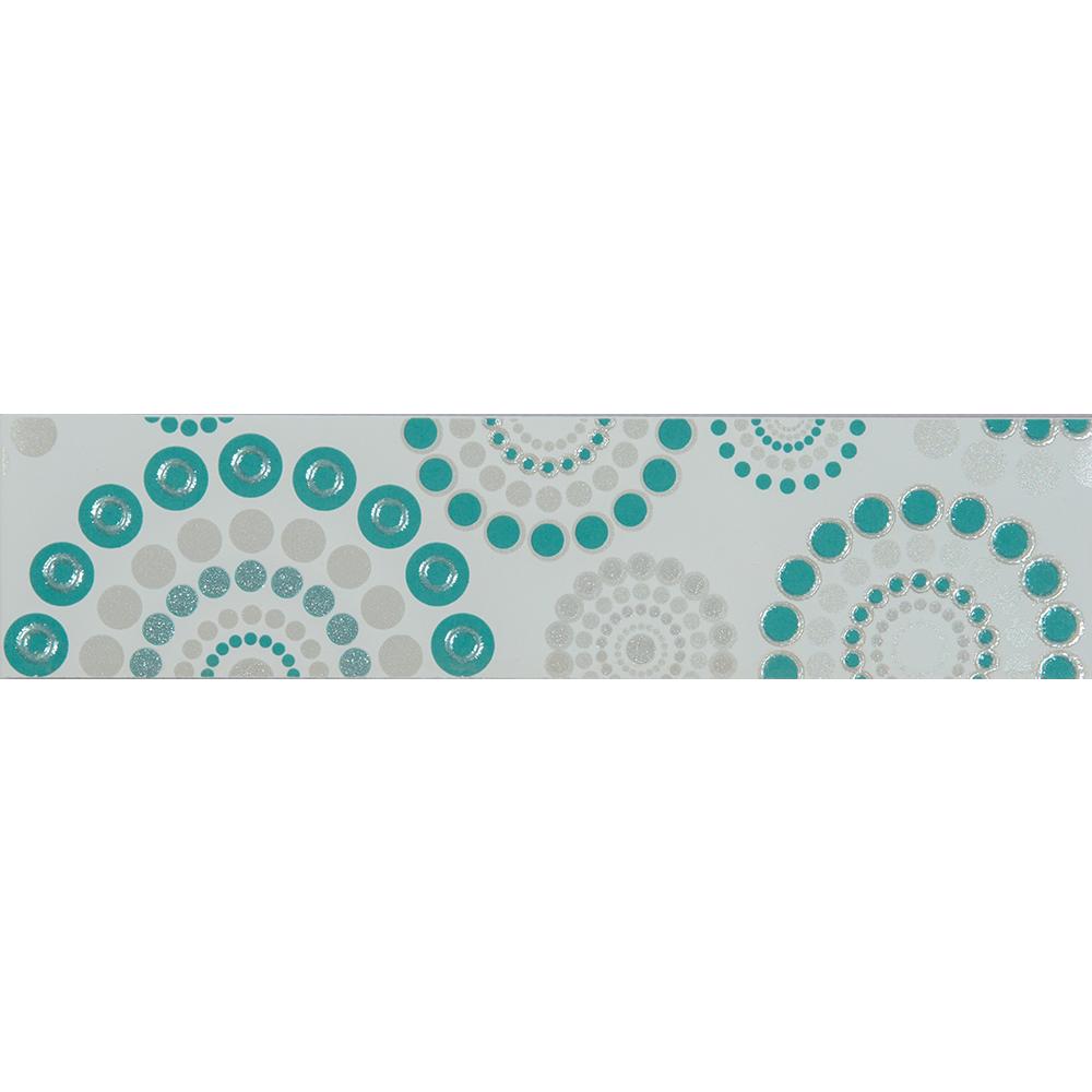 Brau faianta turquoise Momenti, 6 x 25,2 cm imagine 2021 mathaus