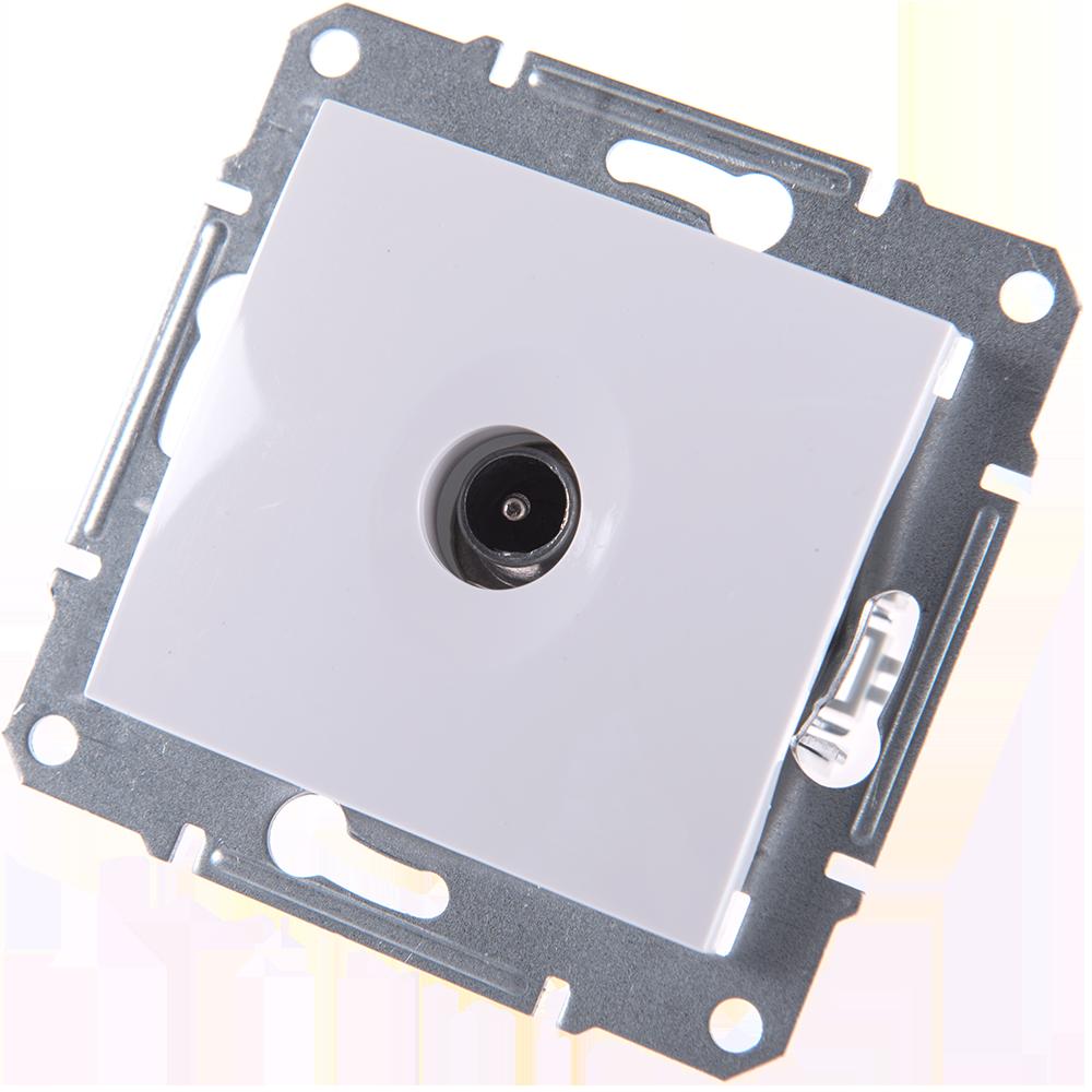 Priza TV/R/SAT de capat Sedna SDN3201621 mathaus 2021