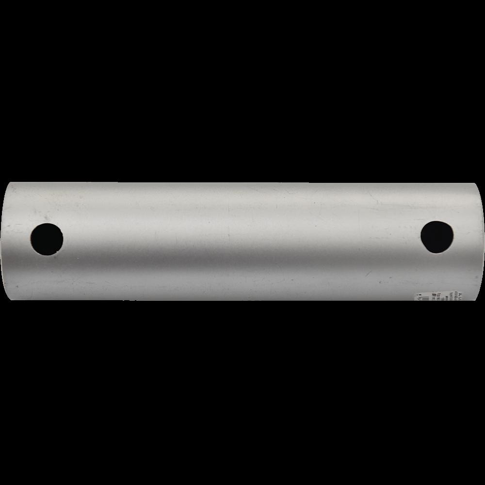 Picior pentru canapea, metal cromat mat,  L: 200 mm, D: 51 mm imagine MatHaus.ro
