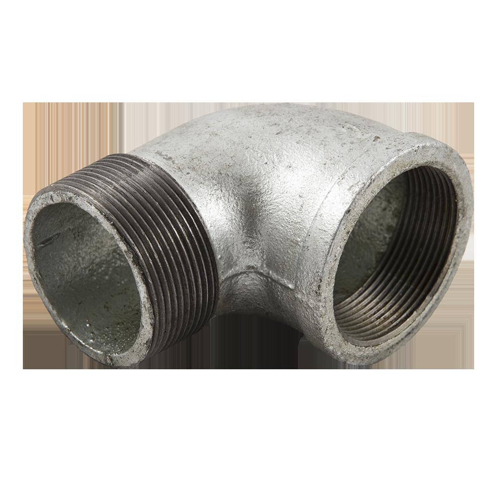 Cot zincat FI x FE nr1, 2 inch, 90 grade mathaus 2021