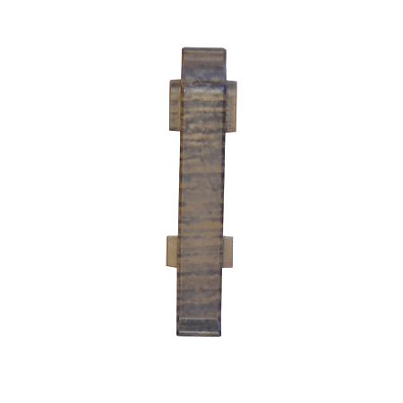 Set conectori plinta PVC stejar leonard