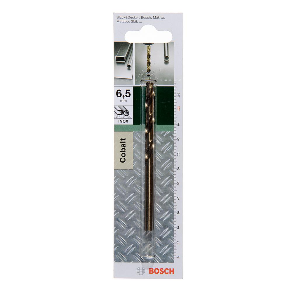 Burghiu Bosch HSS-Co DIN 338, mandrina standard, pentru metal, 6,5 mm mathaus 2021