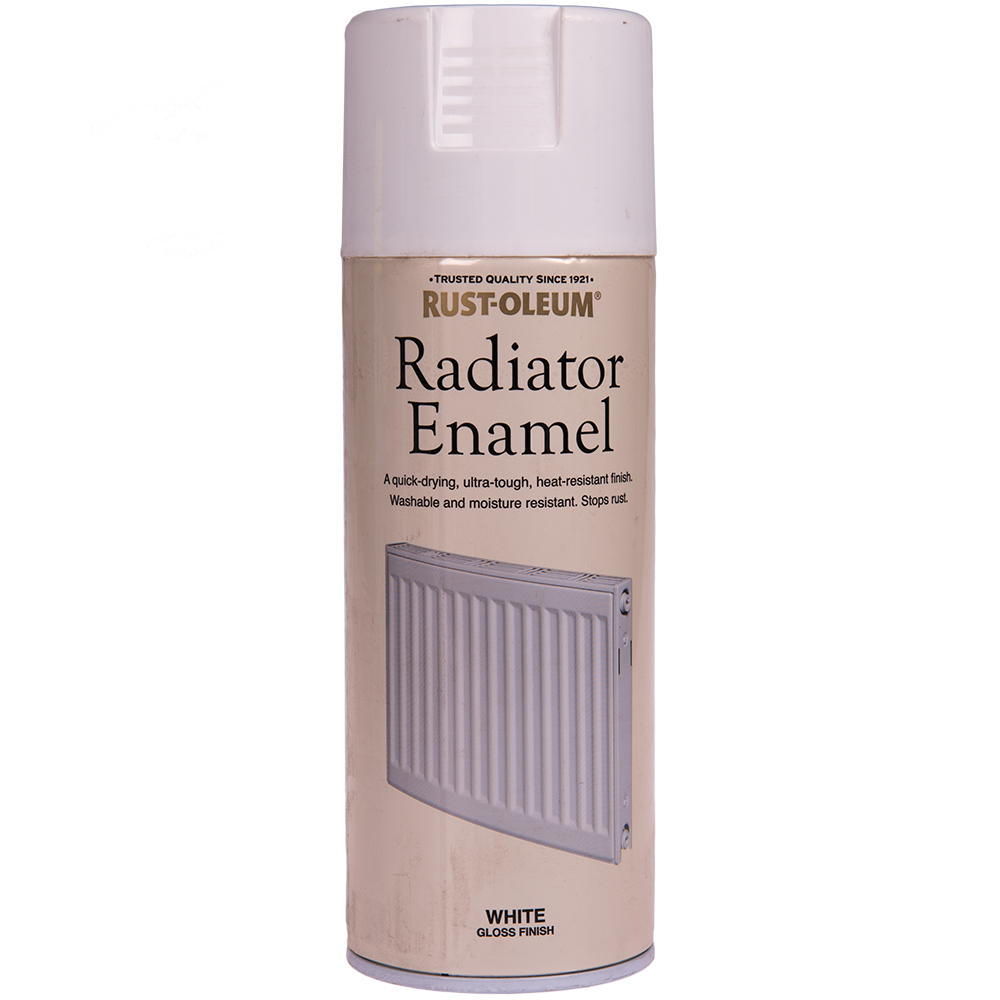 Spray radiator enamel heirloo white 400 ml mathaus 2021