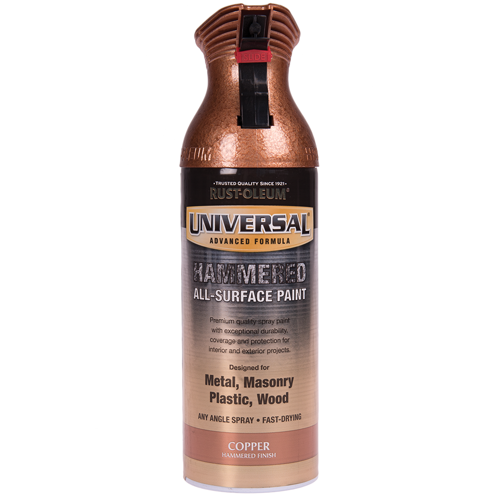 Spray Universal all-surface Hammered cupru 400 ml imagine MatHaus