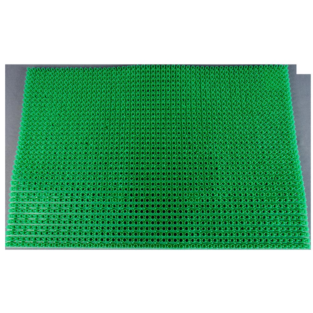 Stergator de intrare dreptunghiular Erba, 40 x 60 cm mathaus 2021