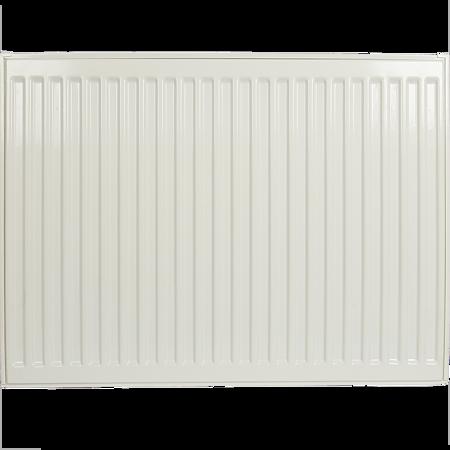 Calorifer otel Energy 22PKKP, 600 x 800 mm, 2 panouri convectoare, alb, accesorii incluse