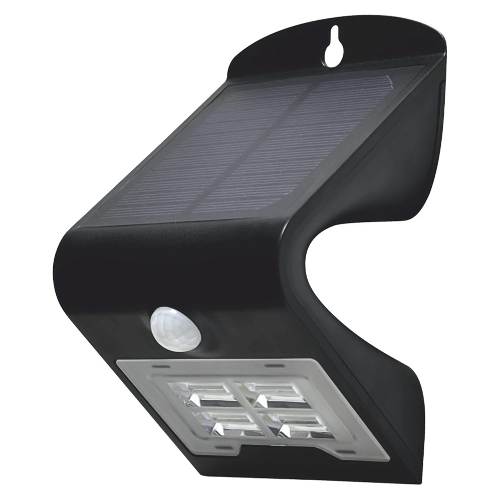Aplica solara Butterfly LY-5011, 1 x LED, 2W, 155 mm imagine 2021 mathaus