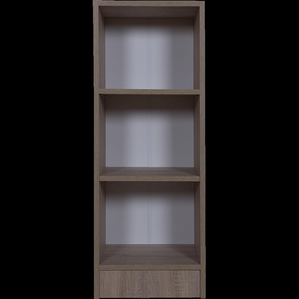 Dulap cu rafturi pal melaminat, sonoma, 40 x 28 x 106 cm