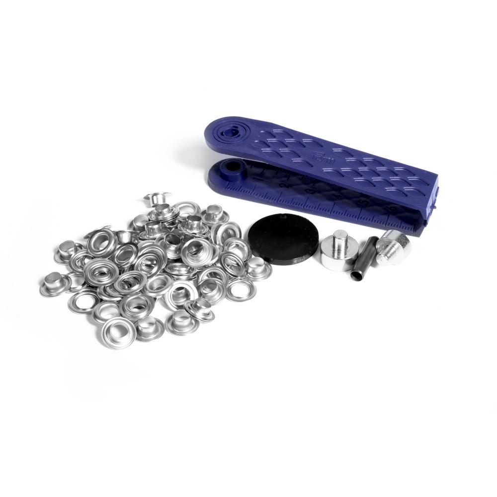 Ocheti cu saiba pentru confectii, metal, 5 mm imagine 2021 mathaus