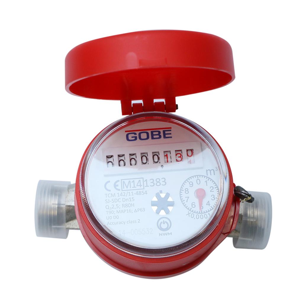 Contor apa calda Int Gobe 1/2 mathaus 2021