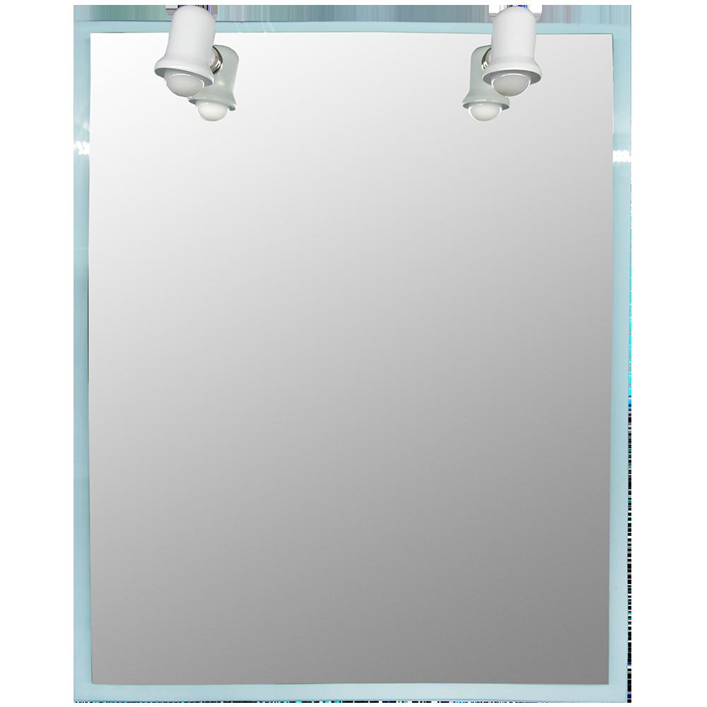 Oglinda cu iluminare, 70 x 90 cm