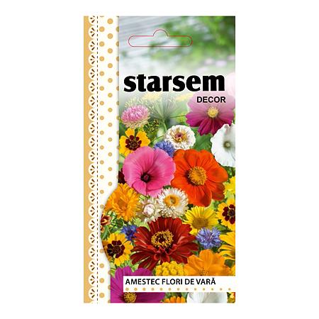 Seminte flori de vara, Starsem