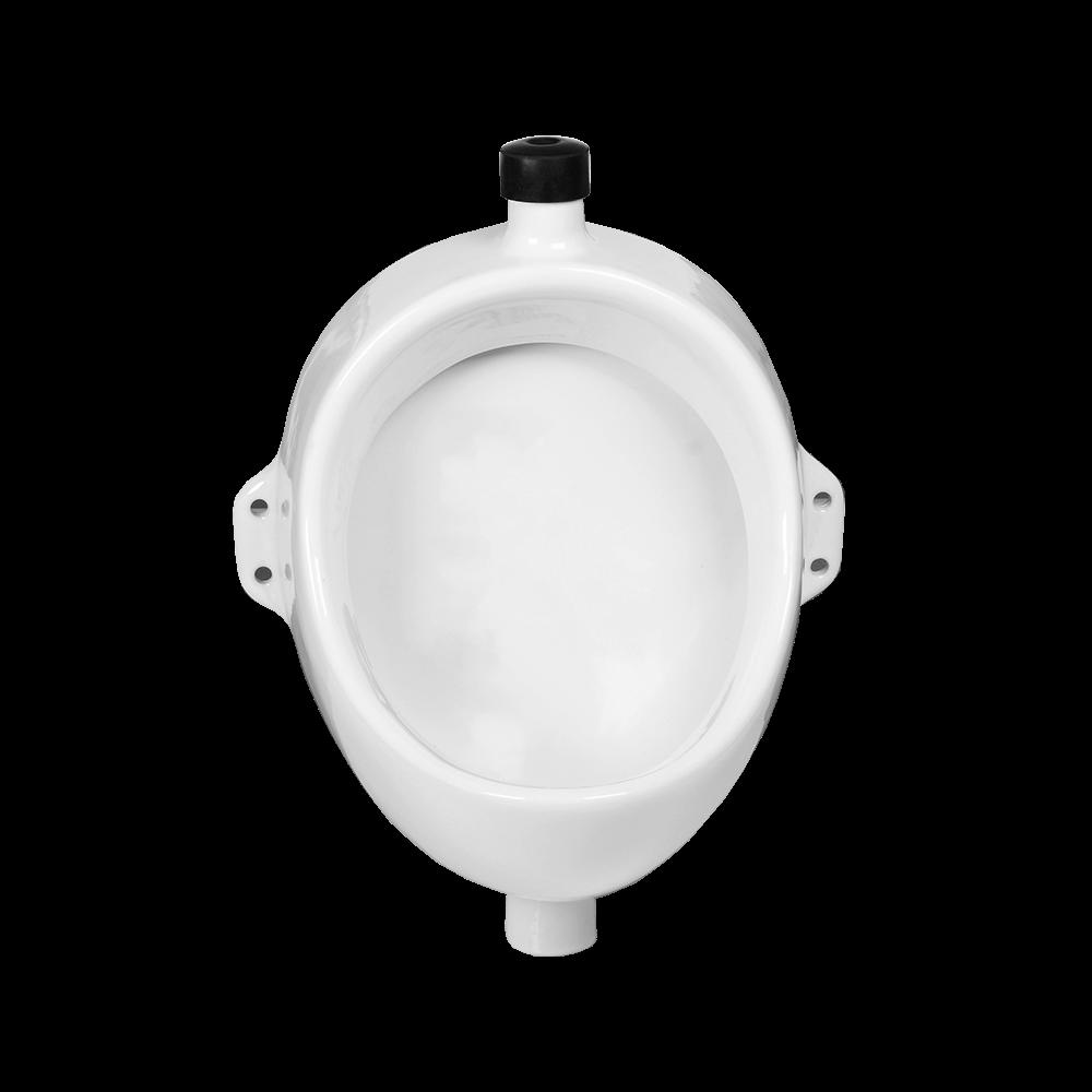 Pisoar Zoom Laos, ceramica sanitara, alb, 45,5 x 34 x 25,5 cm