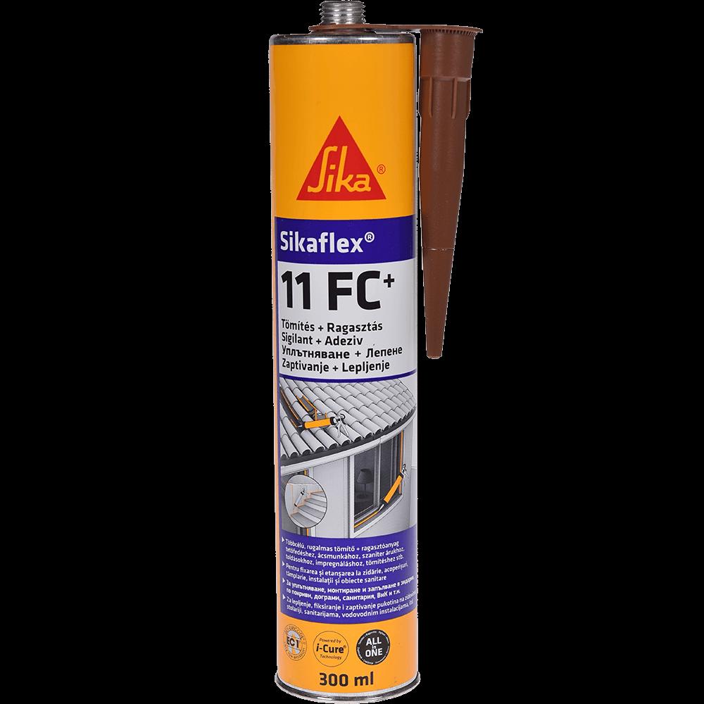 Adeziv sigilant elastic monocomponent Sikaflex®-11 FC, maro, 300 ml mathaus 2021