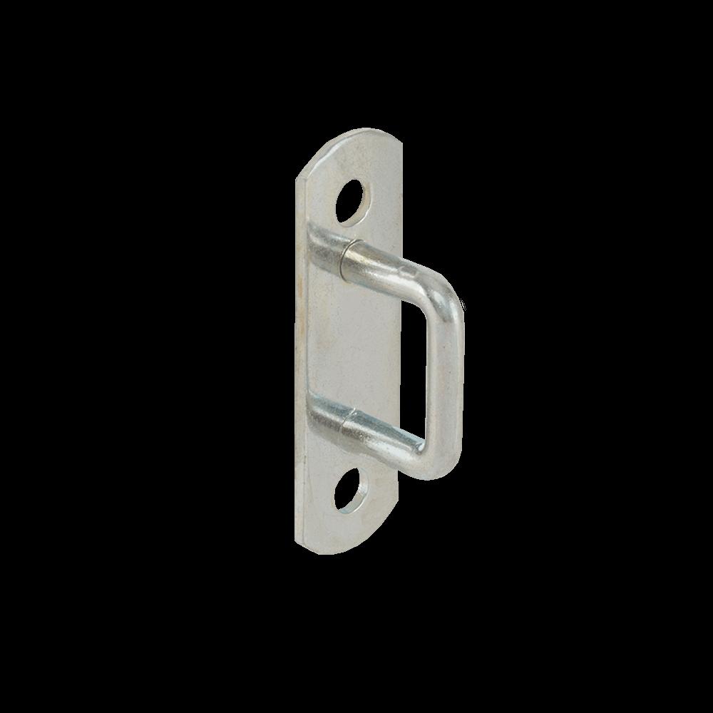 Brida dreptunghiulara pentru prelata, 11 x 34 mm