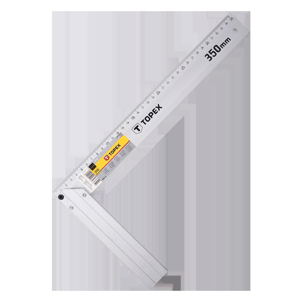 Vinclu Topex, aluminiu, 350 x 190 mm mathaus 2021