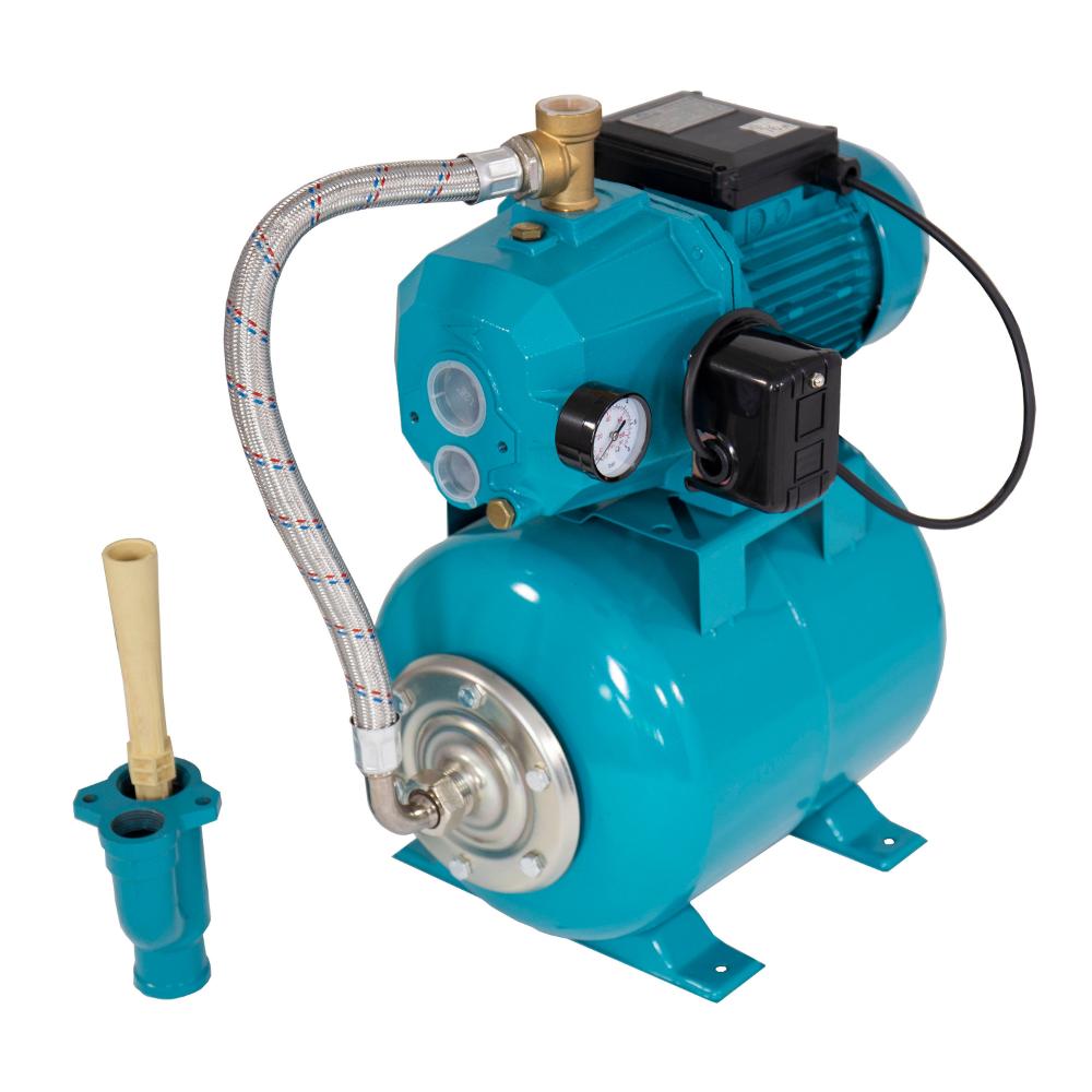 Hidrofor adancime Wasserkonig WKE20-36/19H, 900 W, 1200 l/h, 4 bar, butelie 19 l