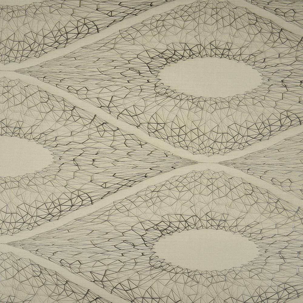 Tapet vinil Seela Modern Touch 6532-1, bej/gri, model geometric 3D, 10.05 x 0,53 m