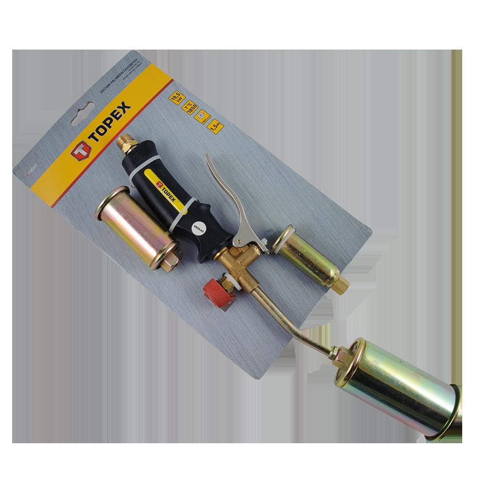 Set arzator pe gaz, Topex, 19,5 kw imagine MatHaus.ro
