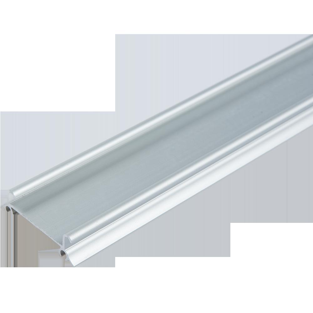 Profil de rulare inferior Omega/Multiomega/House/Sloping, lungime 3 m, material aluminiu imagine 2021 mathaus