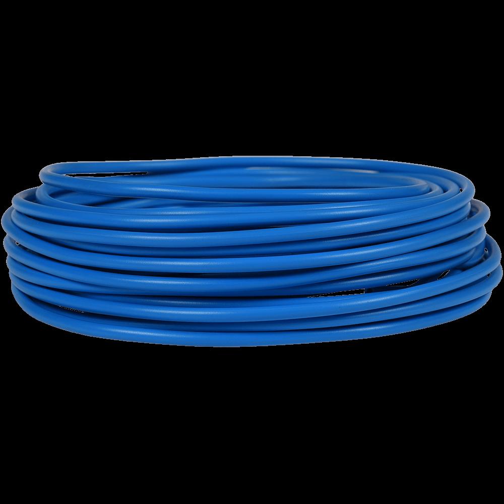 Rola conductor electric FY / H07V-U 1x6 mmp albastru 25 m