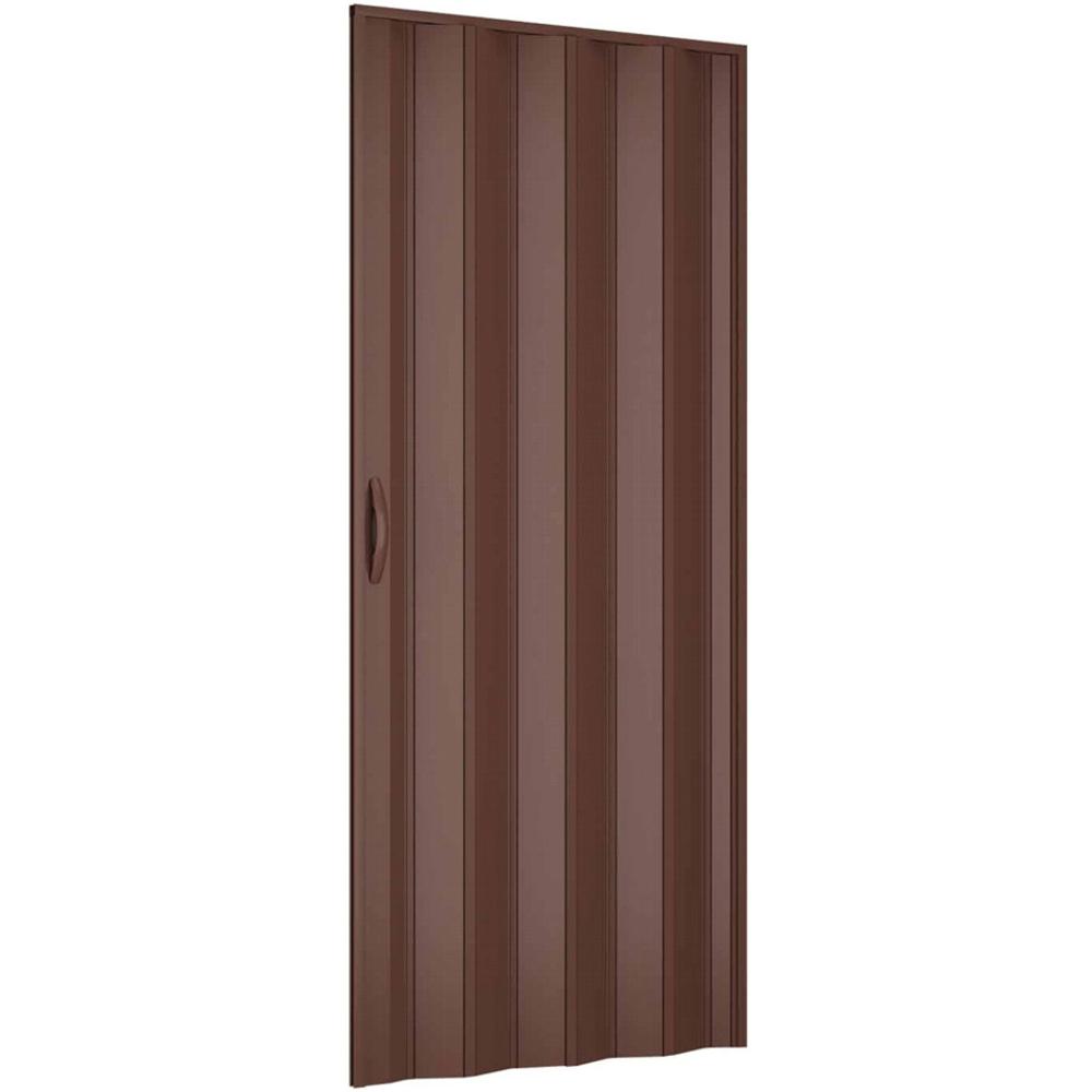 Usa plianta din PVC Italbox Aurora, mahon, 100 x 203 cm